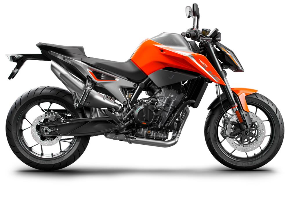 KTM 790 Duke 2018 Onwards