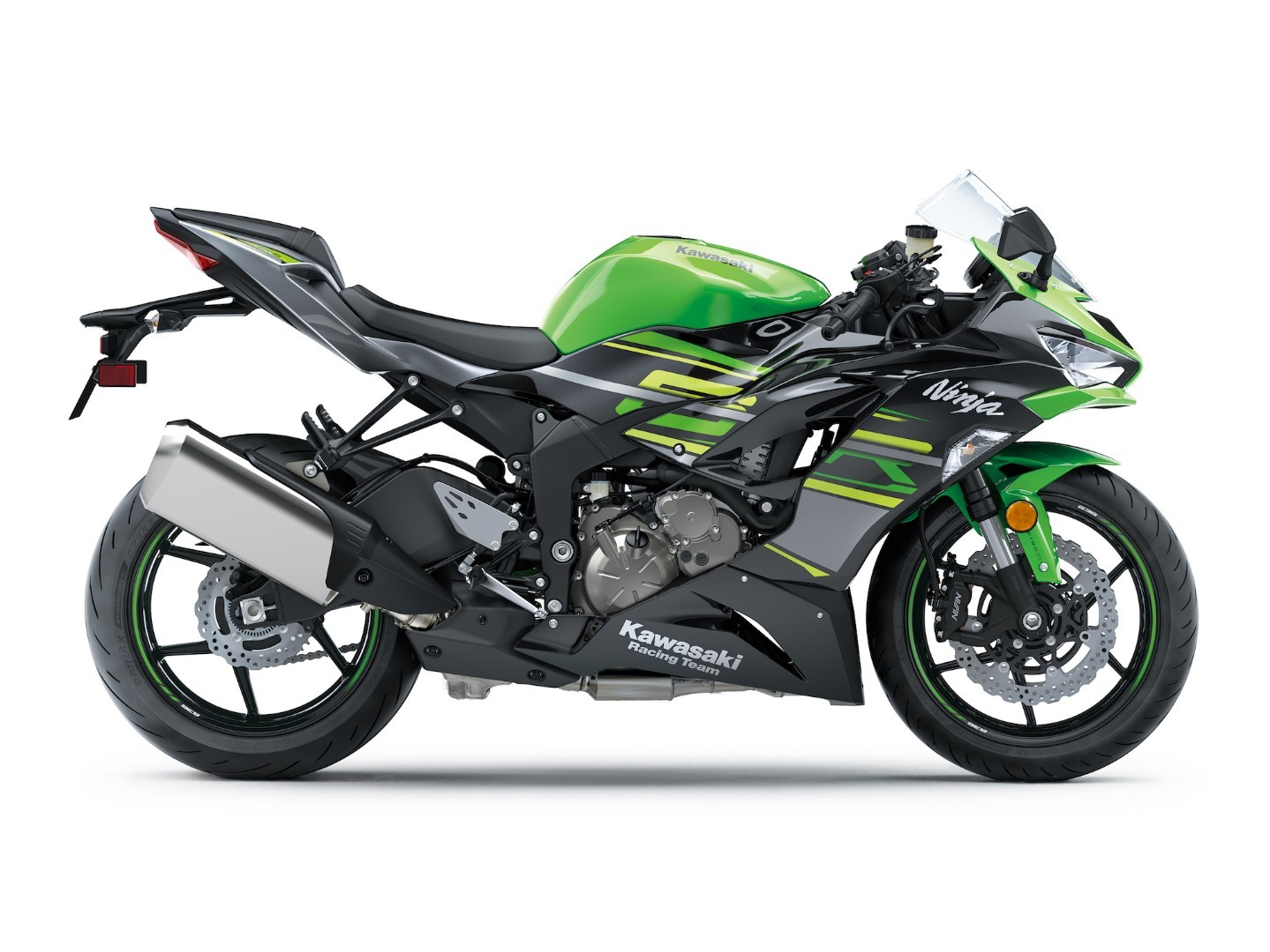 ZX6R 2019 Onwards