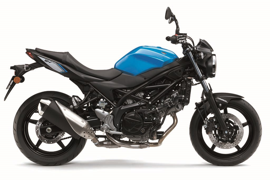Suzuki SV650 2016 Onwards
