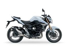 Suzuki GSR 750 2011 Onwards
