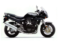 Suzuki GSF 1200 Bandit Oil Cooled 1996 - 1999