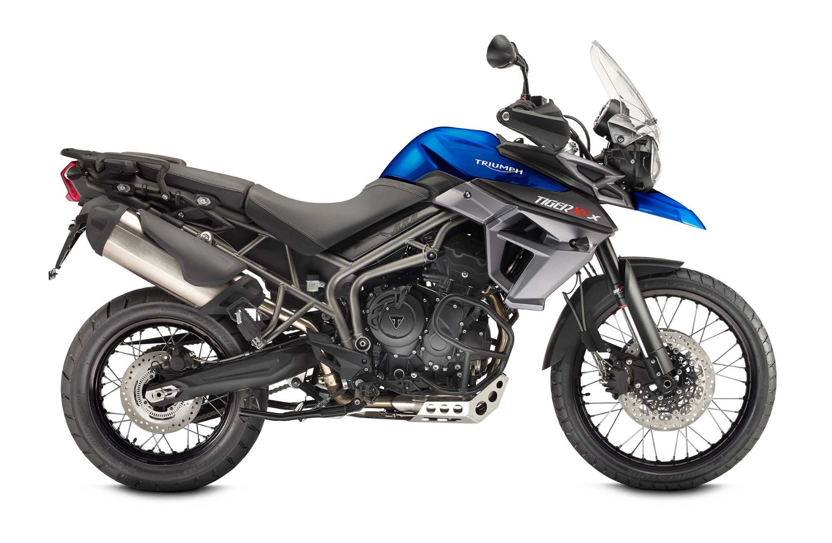 Triumph Tiger 800 2014 Onwards