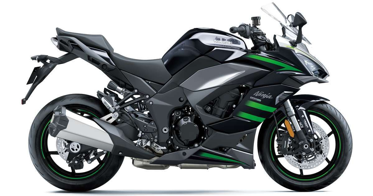 Kawasaki Z1000SX 2020 Onwards