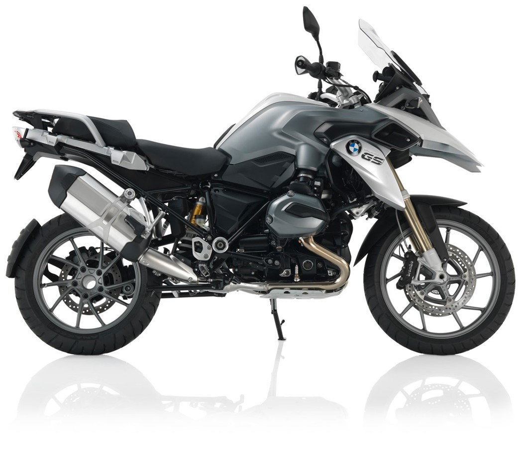BMW GS 1200 2013 onwards