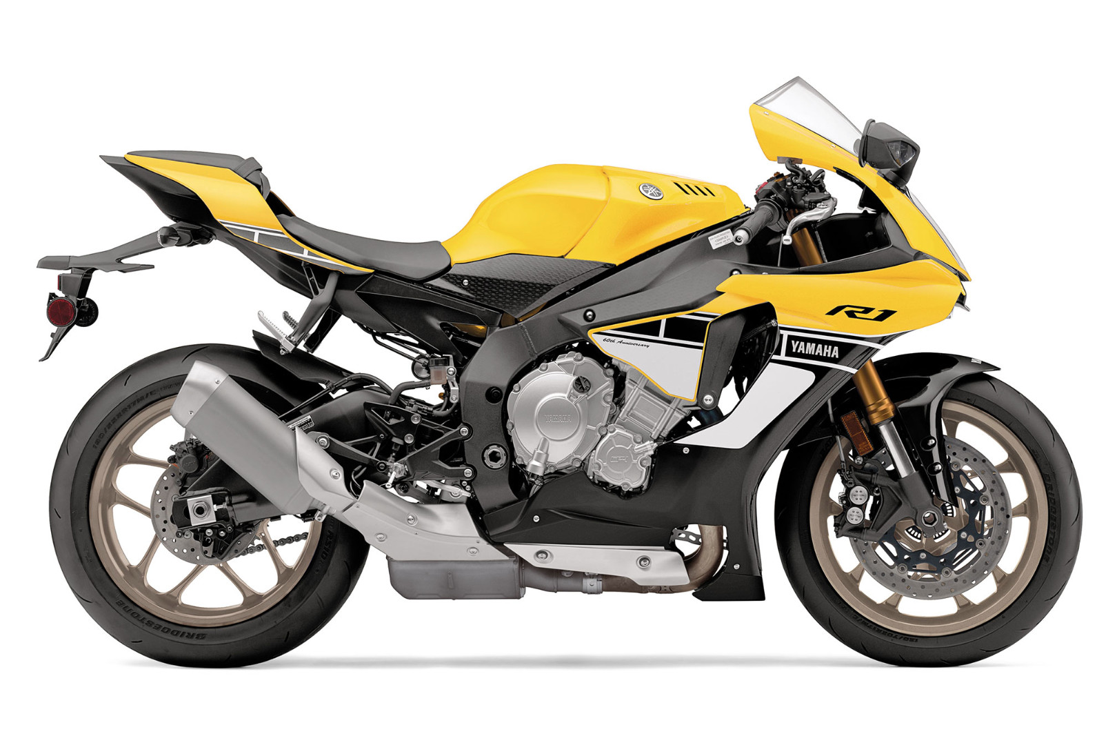 Yamaha R1 2015 Onwards Low Level