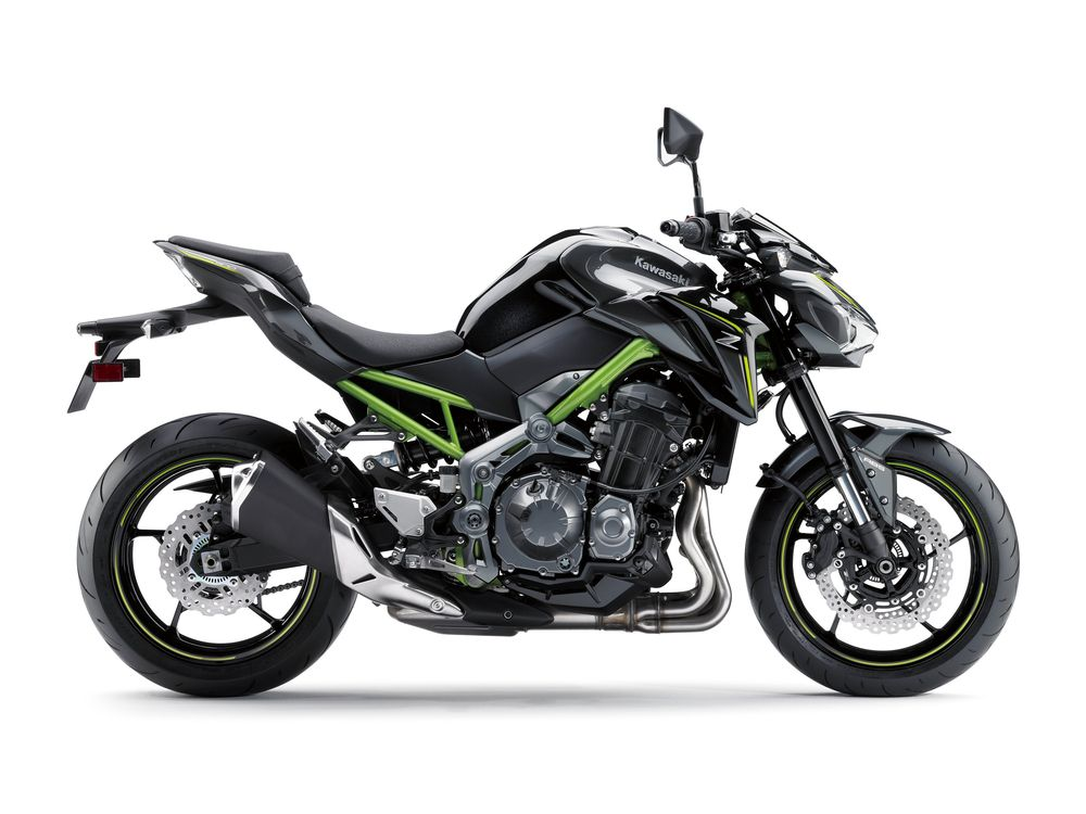 Kawasaki Z900 2017 Onwards