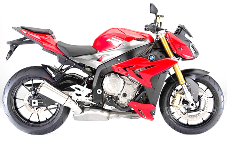 BMW S1000R 2014 Onwards