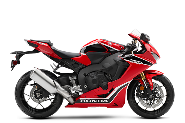 Honda CBR1000RR 2017 Onwards