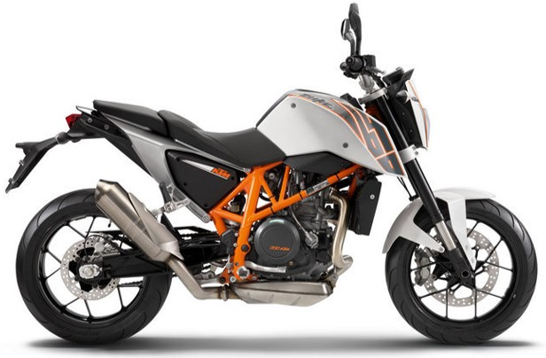 KTM 690 Duke 2014 Onwards