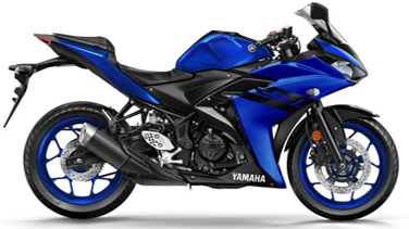 Yamaha R3 2016 Onwards