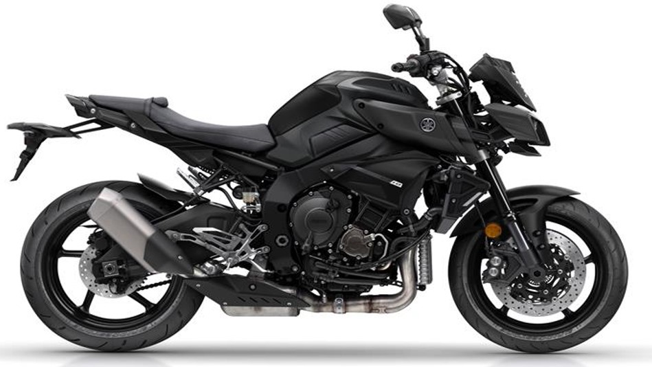 Yamaha MT-10 2016 Onwards