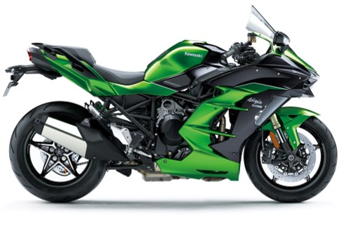 Kawasaki H2SX 2018 Onwards